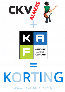 Korting bij KAF